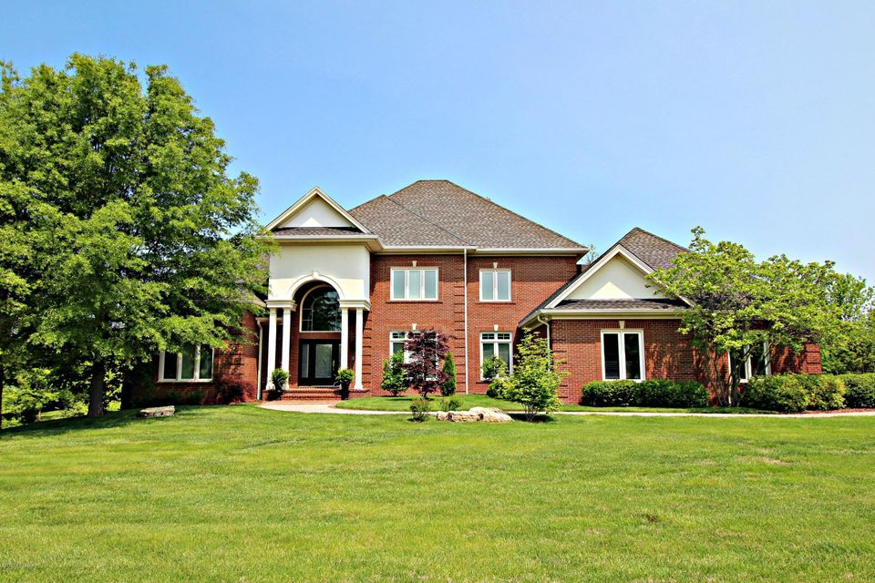 Single Family Home for Sale at 1016 Majestic Oaks Way Simpsonville, Kentucky 40067 United States