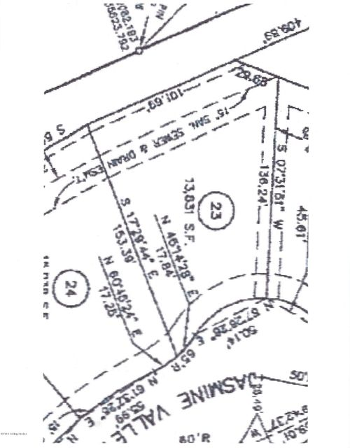 Land for Sale at 4407 Jasmine Valley Jeffersontown, Kentucky 40299 United States