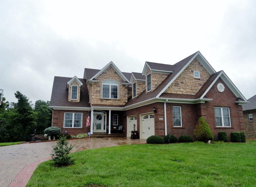 Single Family Home for Sale at 131 Calumet Loop Elizabethtown, Kentucky 42701 United States