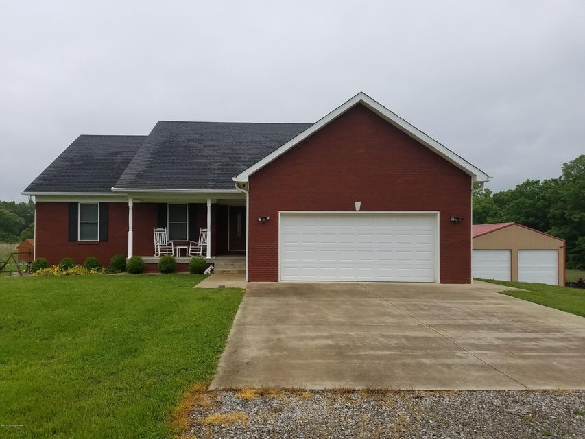 Single Family Home for Sale at 470 Ice Road Boston, Kentucky 40107 United States