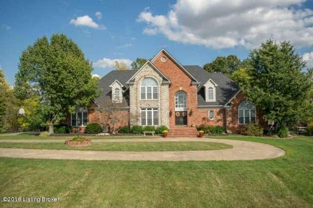 Single Family Home for Sale at 300 Old Stone Drive Simpsonville, Kentucky 40067 United States