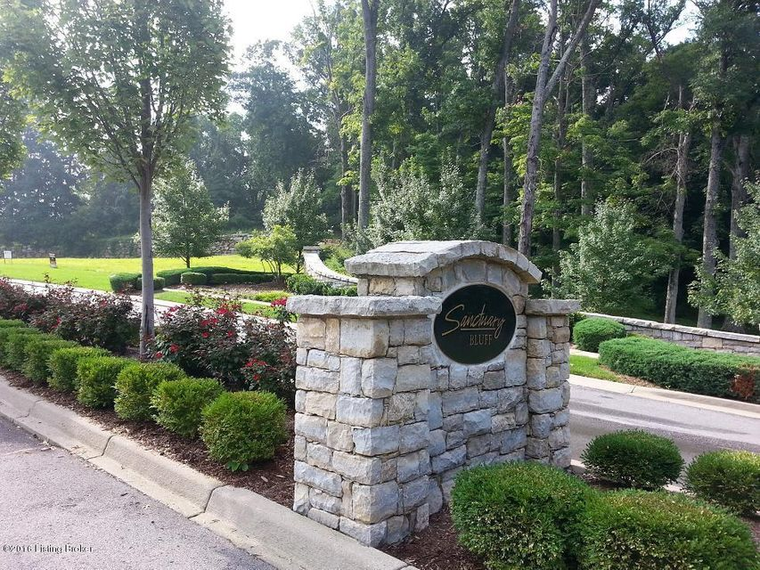 Land for Sale at 14 Sanctuary Bluff 14 Sanctuary Bluff Louisville, Kentucky 40241 United States