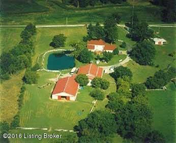 Single Family Home for Sale at 923 CANEY FORK Road Bardstown, Kentucky 40004 United States