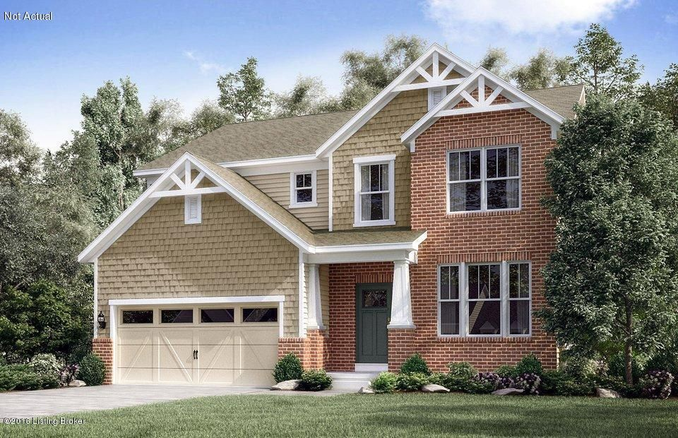 Single Family Home for Sale at 9923 Creek View Estates Drive Louisville, Kentucky 40291 United States