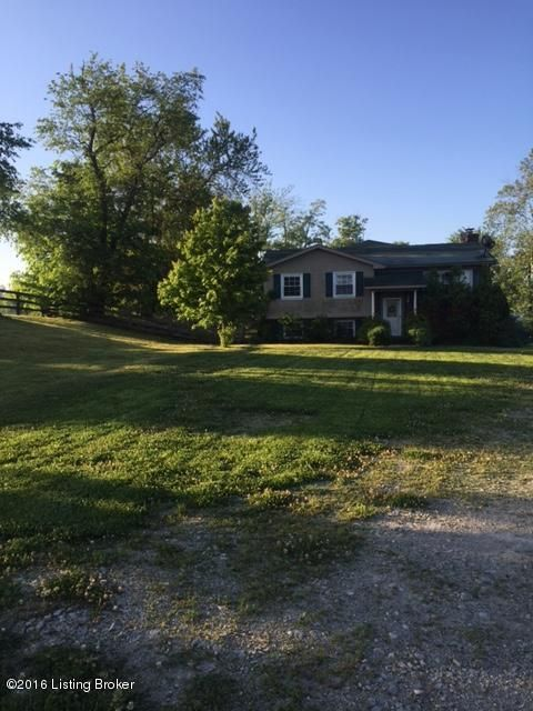 Single Family Home for Sale at 7125 Smithfield Road Smithfield, Kentucky 40068 United States