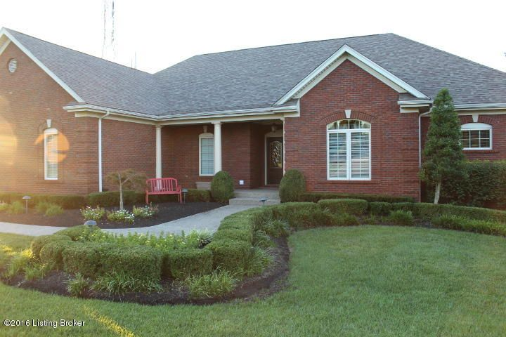Single Family Home for Sale at 100 Persimmon Ridge Drive Louisville, Kentucky 40245 United States