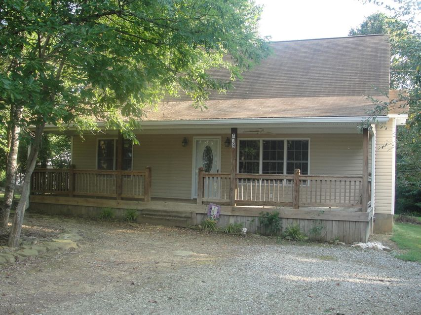 Single Family Home for Sale at 419 Clark Barr Road McDaniels, Kentucky 40152 United States