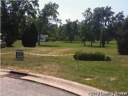 Land for Sale at 4203 Wine Cellar 4203 Wine Cellar Louisville, Kentucky 40272 United States