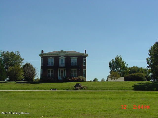 Single Family Home for Sale at 7601 W Hwy 36 Milton, Kentucky 40045 United States