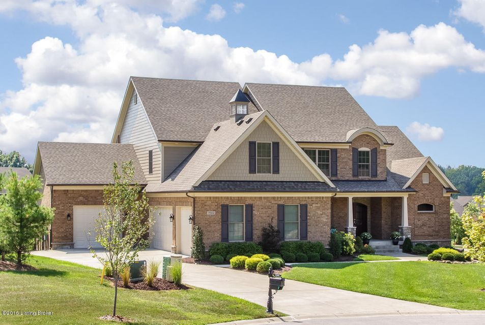 Single Family Home for Sale at 17002 Isabella View Place Fisherville, Kentucky 40023 United States