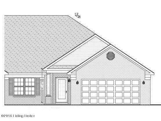 Single Family Home for Sale at Lot 473 Villa Lane Shepherdsville, Kentucky 40165 United States