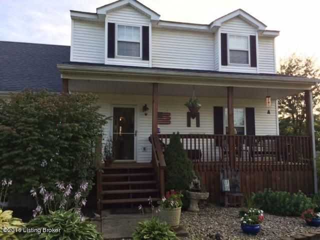 Single Family Home for Sale at 15 Lea Court Rineyville, Kentucky 40162 United States