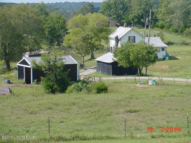 Single Family Home for Sale at 1420 Pryors Fork Road Bedford, Kentucky 40006 United States