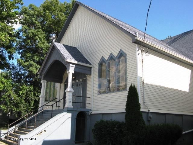 Single Family Home for Sale at 412 M Street Louisville, Kentucky 40208 United States