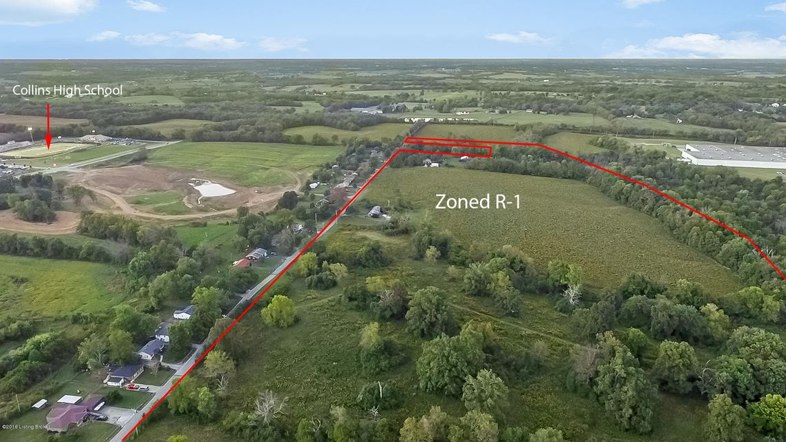 Land for Sale at 2427 Shelbyville Shelbyville, Kentucky 40065 United States