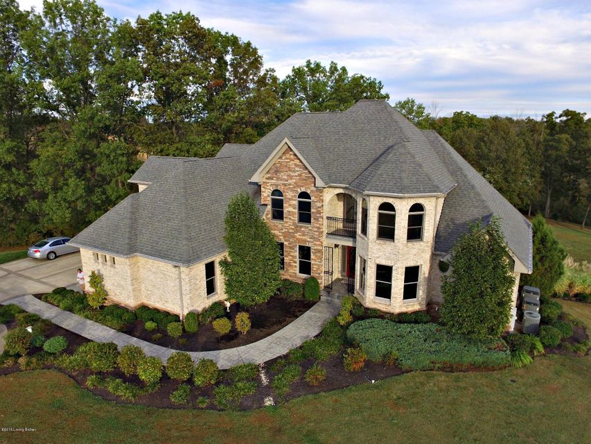 Single Family Home for Sale at 300 Bellefonte Court Simpsonville, Kentucky 40067 United States