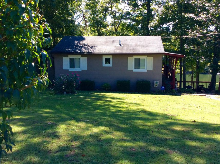 Single Family Home for Sale at 532 Rough River Resort Road McDaniels, Kentucky 40152 United States