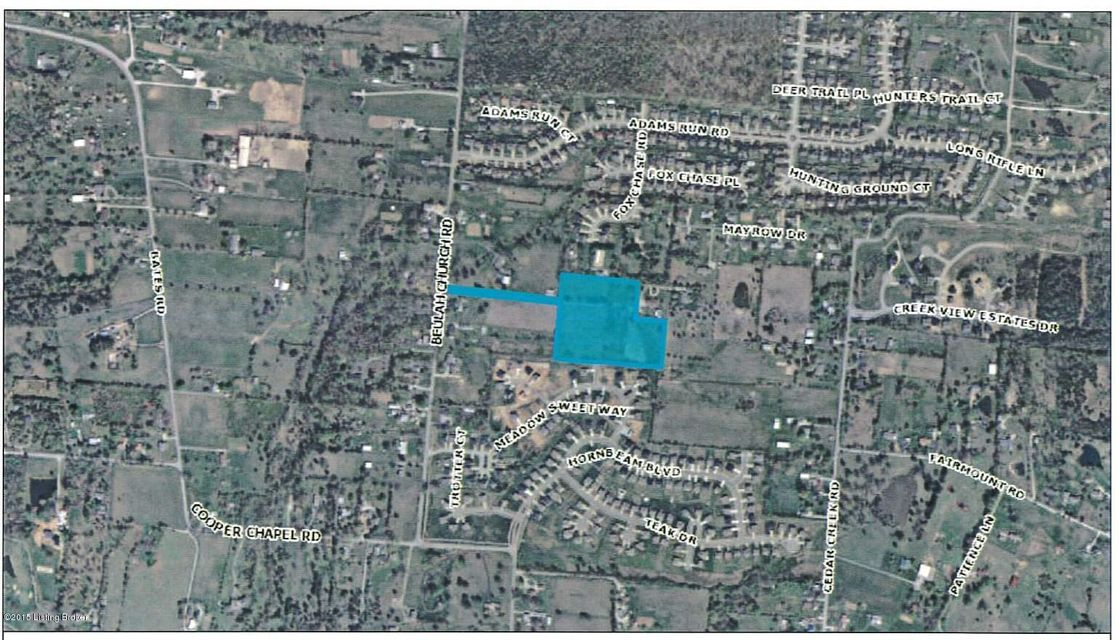 Land for Sale at 7320 Mayrow Louisville, Kentucky 40291 United States