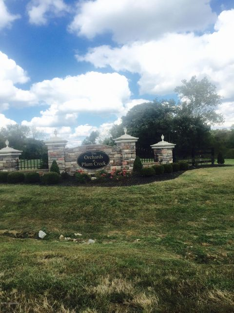 Land for Sale at Lot 70 Grape Vineyard Taylorsville, Kentucky 40071 United States