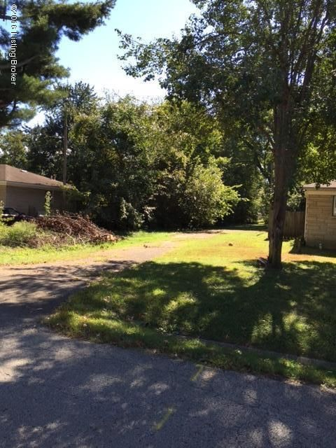 Land for Sale at Address Not Available Louisville, Kentucky 40216 United States