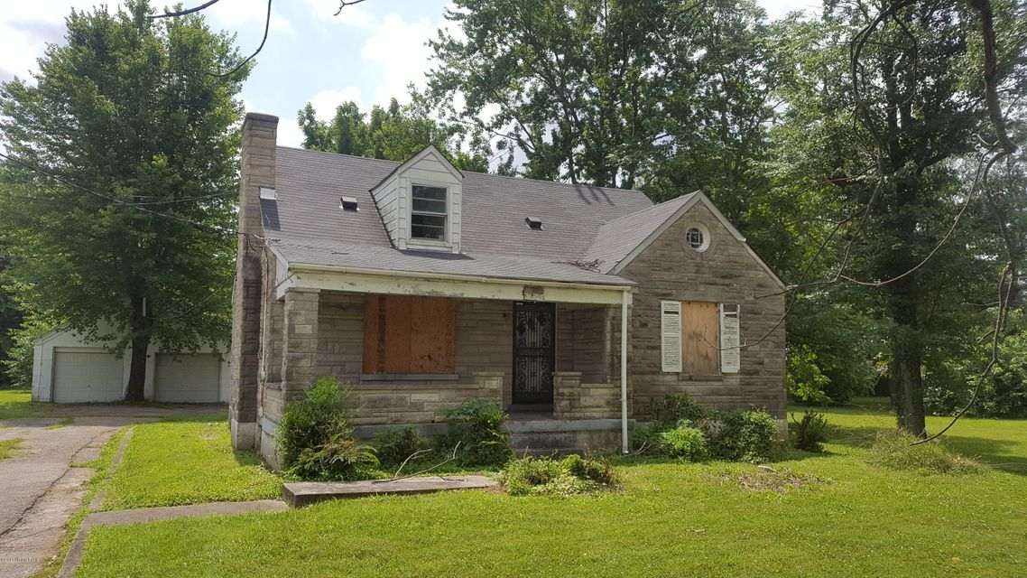 Single Family Home for Sale at 4707 Cane Run Road 4707 Cane Run Road Louisville, Kentucky 40216 United States