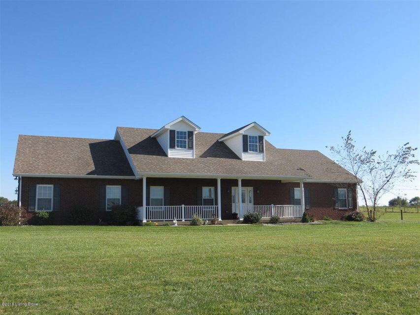 Single Family Home for Sale at 673 Walter Reed Road Hodgenville, Kentucky 42748 United States