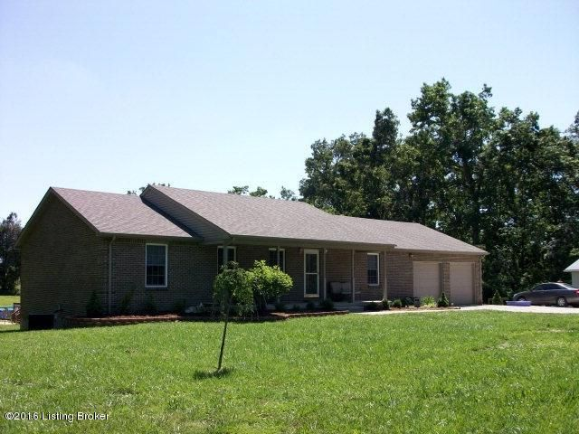 Single Family Home for Sale at 379 Coffey Lane Rineyville, Kentucky 40162 United States