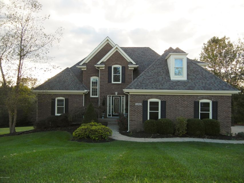 Single Family Home for Sale at 4402 Carolyn Court Crestwood, Kentucky 40014 United States