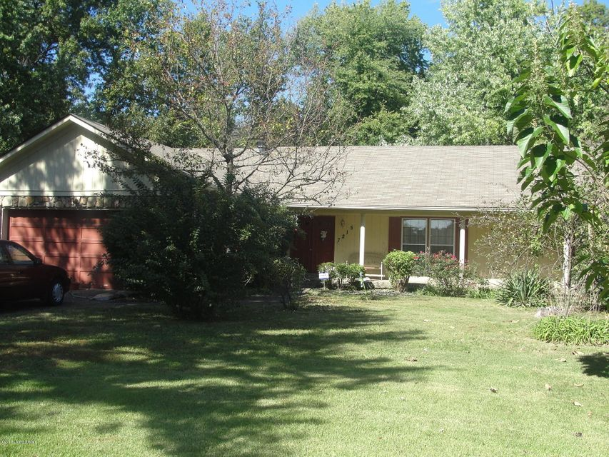 Single Family Home for Sale at 7215 Ben Franklin Court 7215 Ben Franklin Court Louisville, Kentucky 40214 United States