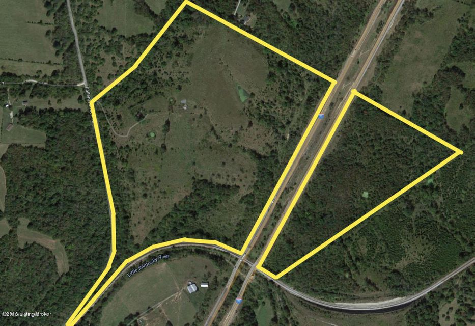 Land for Sale at Fallen Timber Campbellsburg, Kentucky 40011 United States