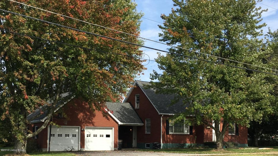 Single Family Home for Sale at 3380 Rineyville Big Springs Road Rineyville, Kentucky 40162 United States