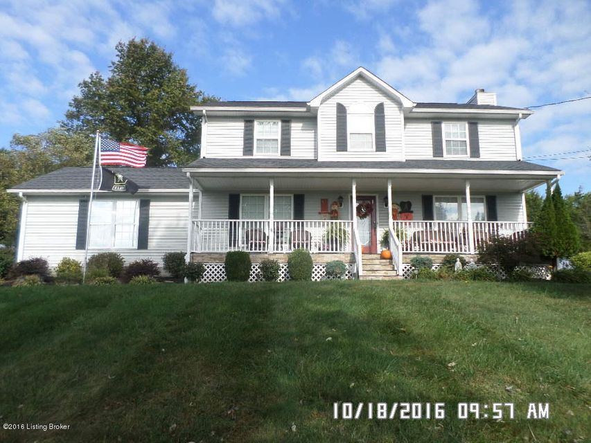 Single Family Home for Sale at 163 Fletcher Court Rineyville, Kentucky 40162 United States