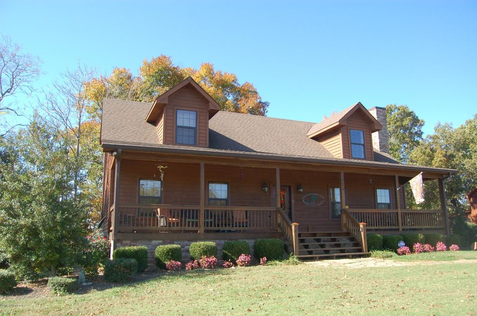 Single Family Home for Sale at 253 Stony Point Circle Lucas, Kentucky 42156 United States
