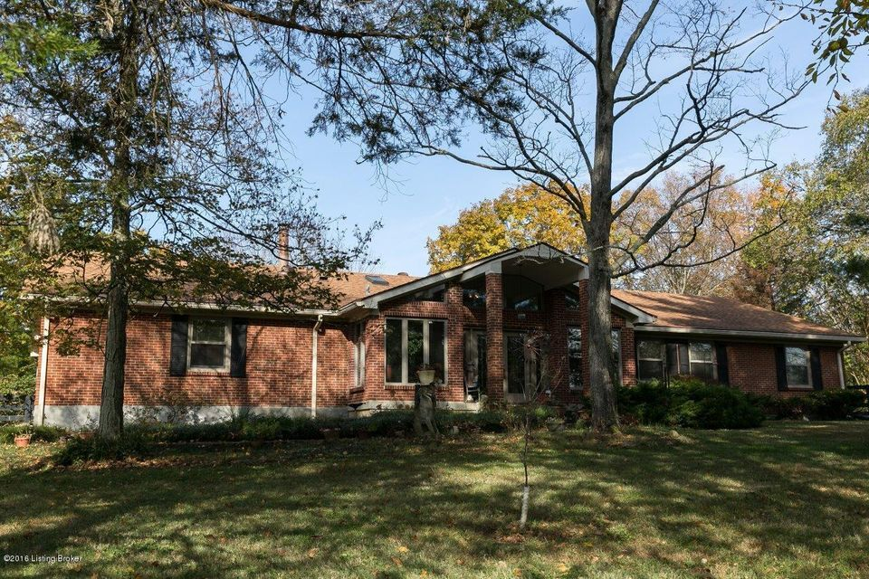 Single Family Home for Sale at 2100 Clark Station Road Fisherville, Kentucky 40023 United States