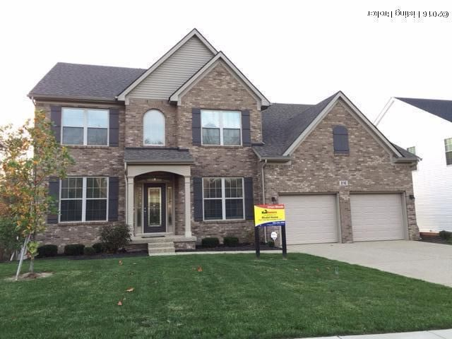 Single Family Home for Sale at 816 Urton Woods Way Louisville, Kentucky 40243 United States