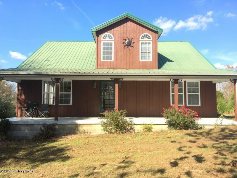 Single Family Home for Sale at 1050 Cannons Point Road McDaniels, Kentucky 40152 United States