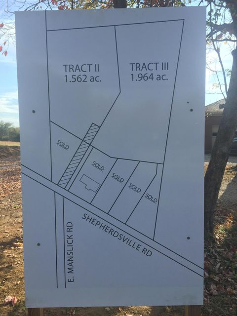 Land for Sale at tract 2 Shepherdsville Louisville, Kentucky 40219 United States