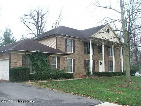 Single Family Home for Rent at 3900 Brownsboro Road Louisville, Kentucky 40207 United States