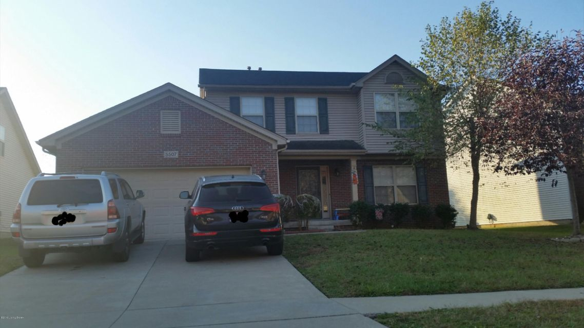 Single Family Home for Sale at 5507 Worthington Place Drive 5507 Worthington Place Drive Louisville, Kentucky 40241 United States