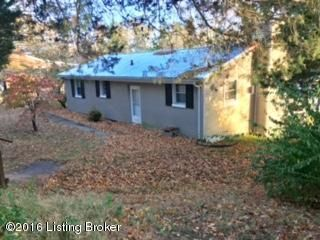 Single Family Home for Sale at 21 Tony Drive Clarkson, Kentucky 42726 United States