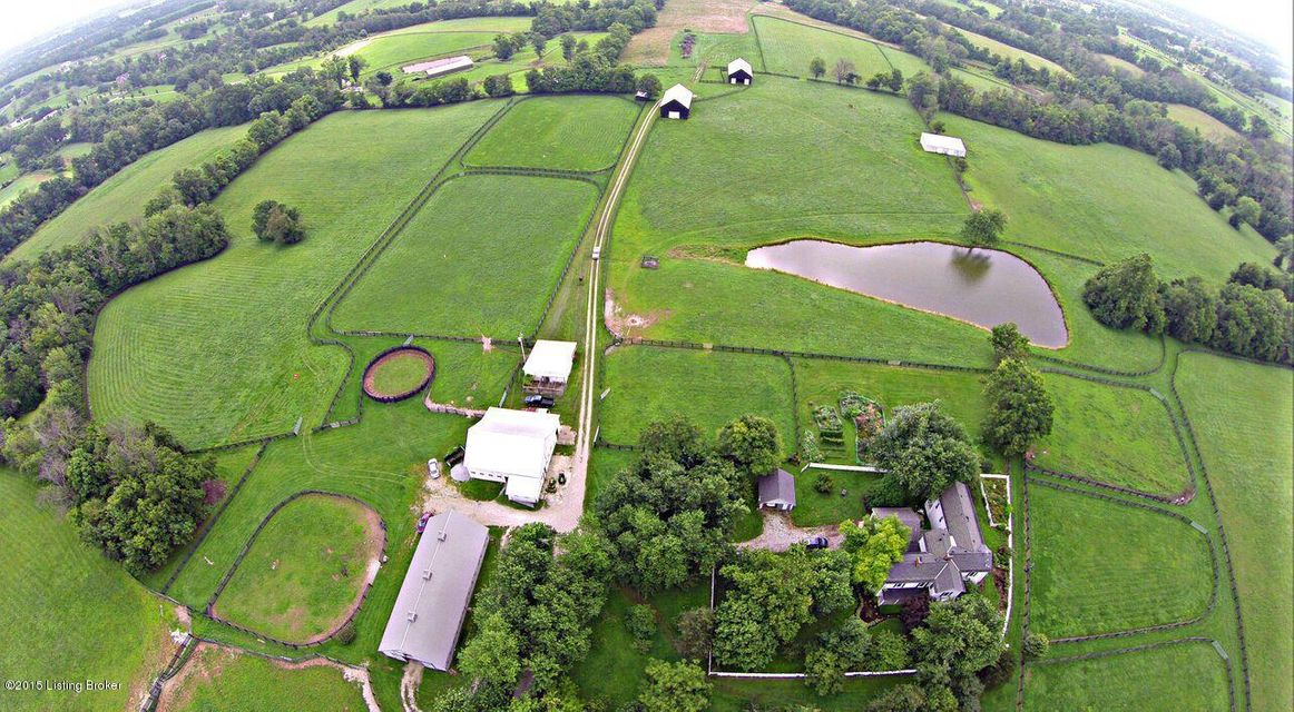 Farm / Ranch / Plantation for Sale at 4745 Lagrange Road Shelbyville, Kentucky 40065 United States