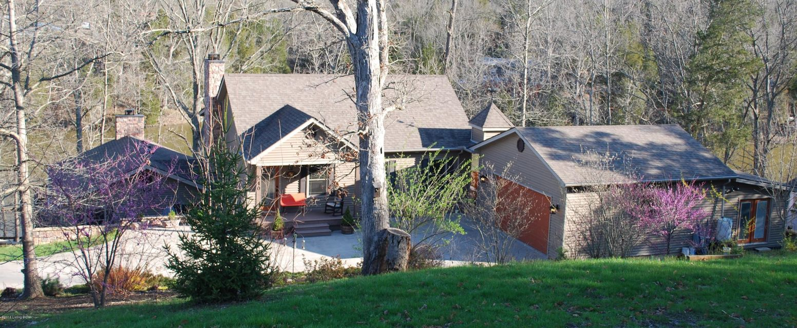 Single Family Home for Sale at 540 Blanche Davis Road Owenton, Kentucky 40359 United States