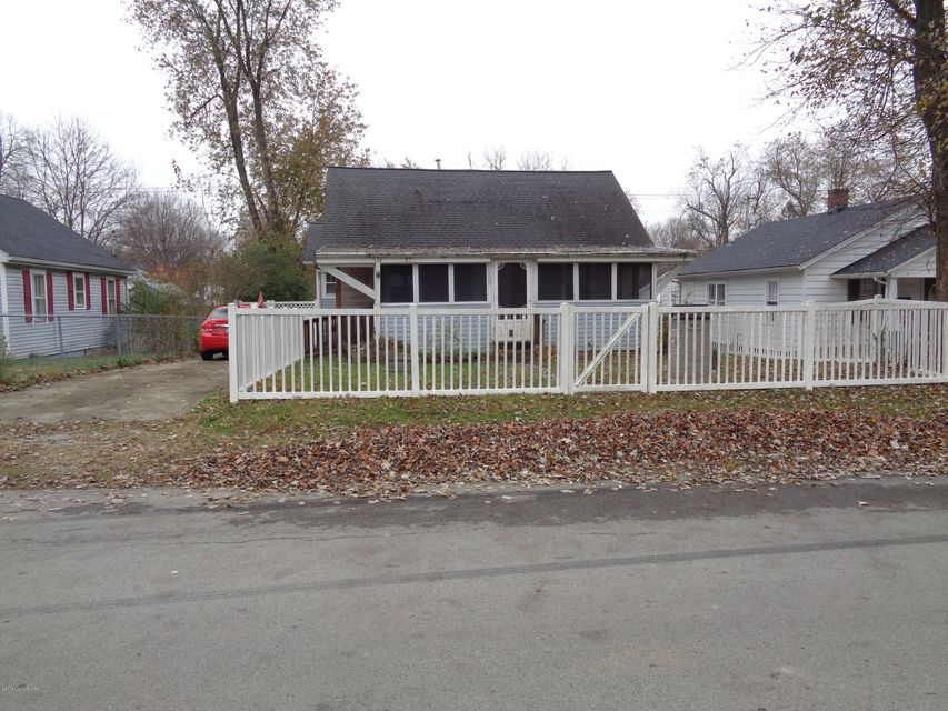 Single Family Home for Sale at 709 PULLIAM Avenue Bardstown, Kentucky 40004 United States