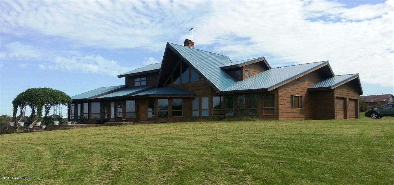 Farm / Ranch / Plantation for Sale at 1801 Fox Creek Road Lawrenceburg, Kentucky 40342 United States