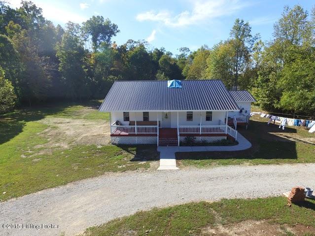 Single Family Home for Sale at 10351 E Smith Road 10351 E Smith Road Scottsburg, Indiana 47170 United States