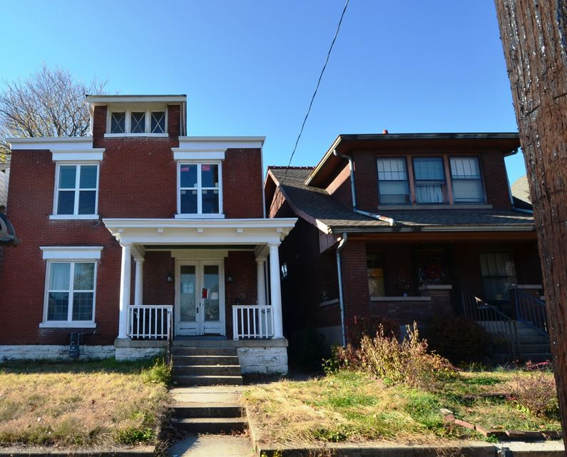 Single Family Home for Rent at 1424 S Floyd Street Louisville, Kentucky 40208 United States