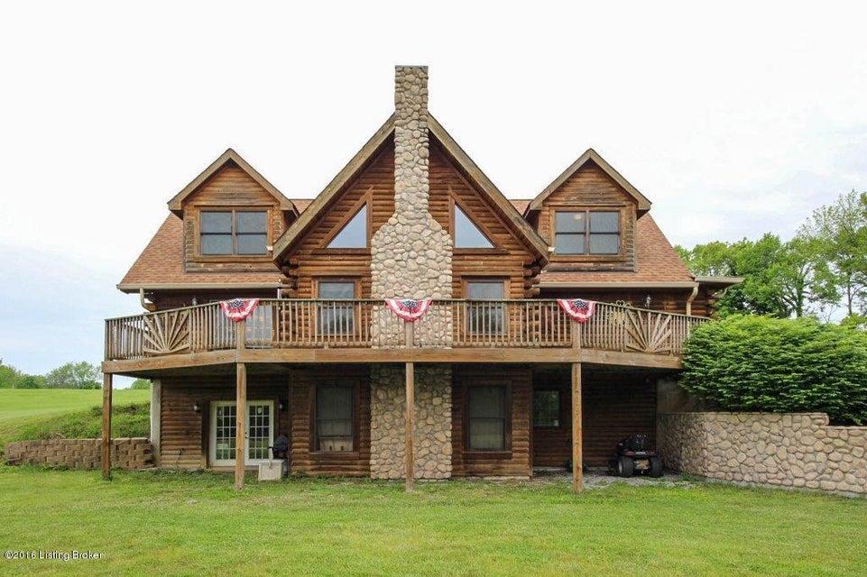 Single Family Home for Sale at 331 Hackworth Lane 331 Hackworth Lane Waddy, Kentucky 40076 United States