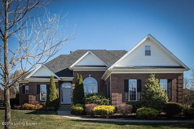 Single Family Home for Sale at 4003 Quarry Court Crestwood, Kentucky 40014 United States