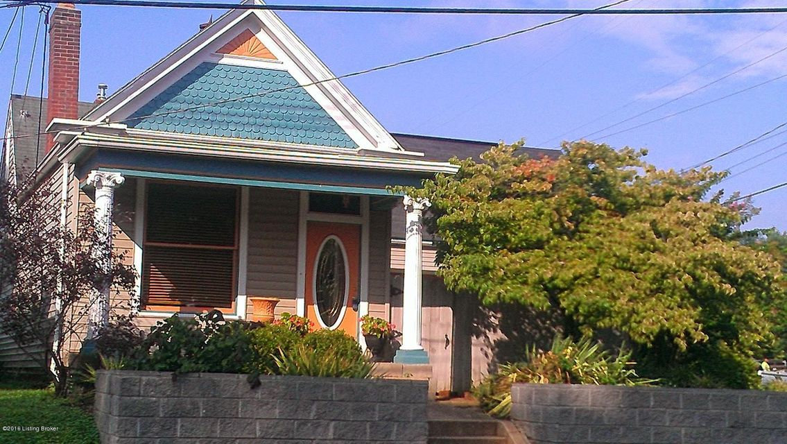Single Family Home for Sale at 1200 Barret Avenue 1200 Barret Avenue Louisville, Kentucky 40204 United States