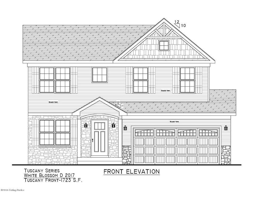 Additional photo for property listing at Lot 40 Coldharbor Court  Mount Washington, Kentucky 40047 United States
